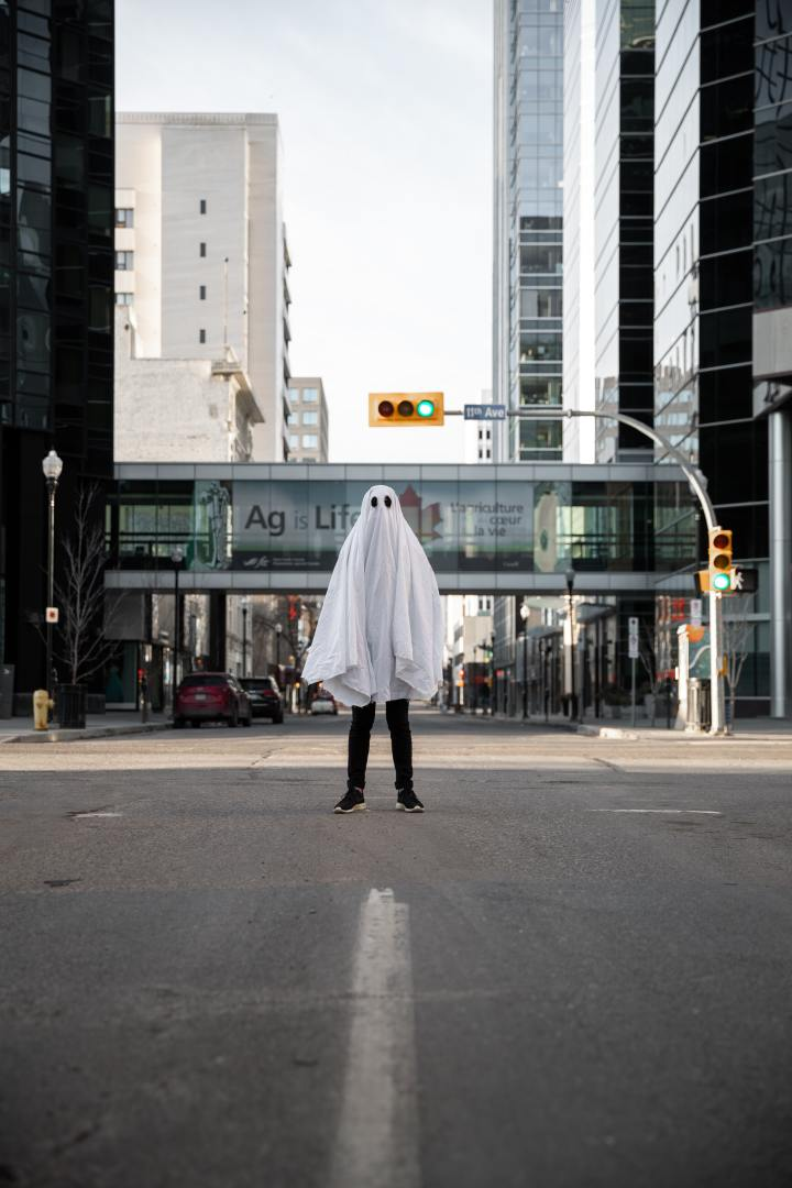 Been Ghosted? Here's why ithappens