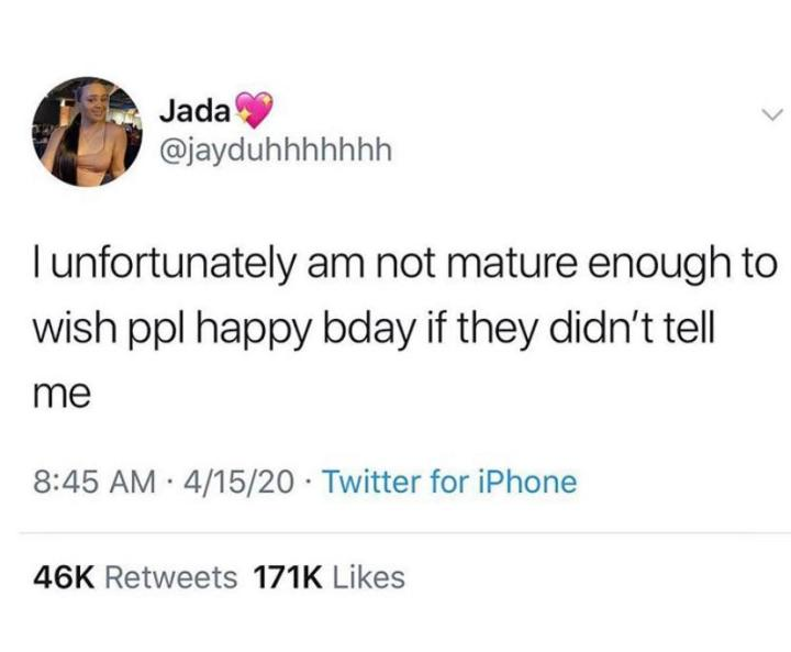 Why is saying happy birthday on Facebook athing?